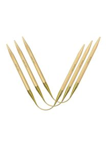 Addi CraSy Trio Long, Bamboo, Ø 4,0 mm