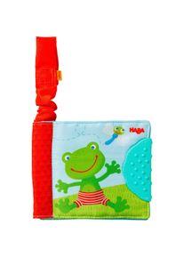 Haba Buggybuch Frosch