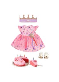 Zapf Creation Puppen Outfit Happy Birthday Set 43cm